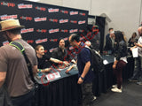NYCC 2016 Exclusive Autographed Poster - OUTSIDERS Cast Signing #1/1