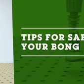 Tips For Safely Cleaning Your Bong