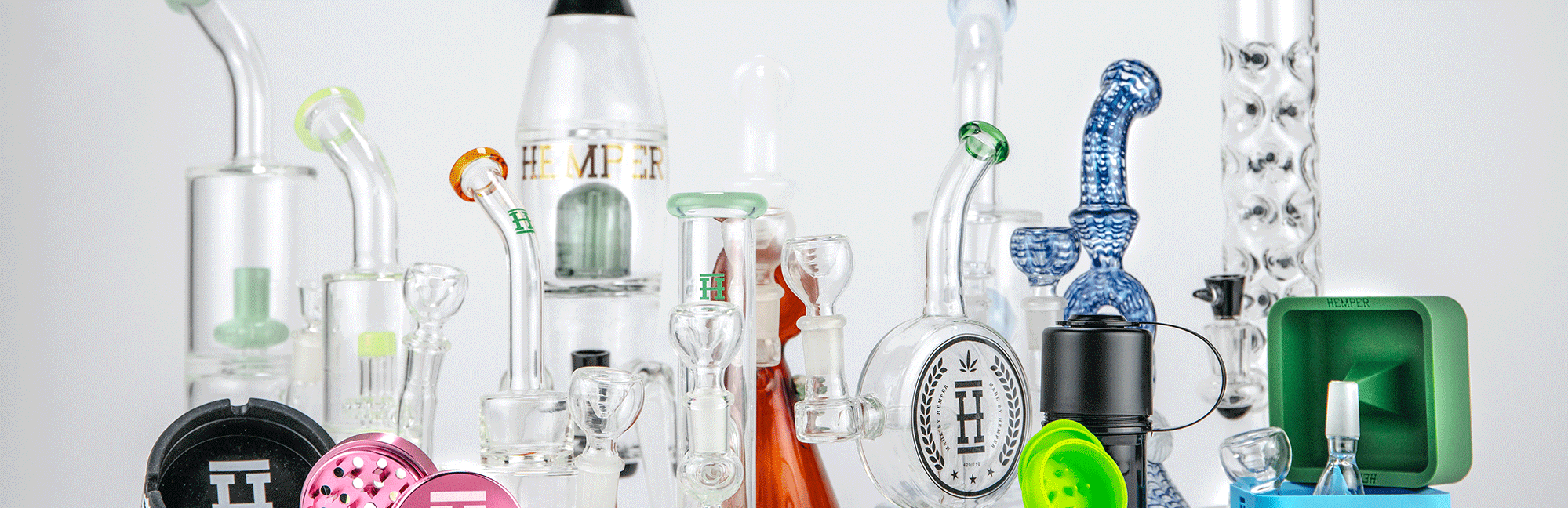 Best Bongs for Beginners - HEMPER