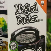 INTRODUCING THE MAGICAL BUTTER INFUSER