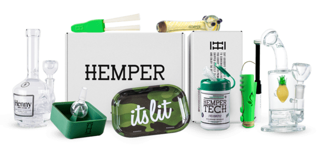 Smoking Subscription Box With Premium Essentials Delivered