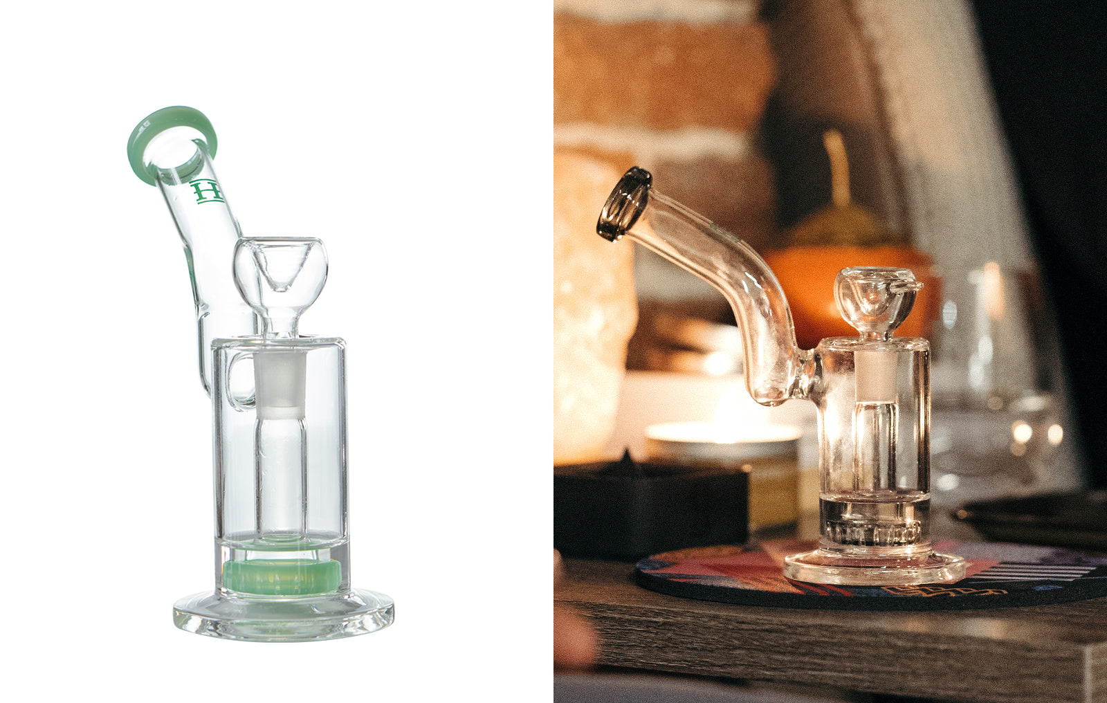 Hemper Upright Bong