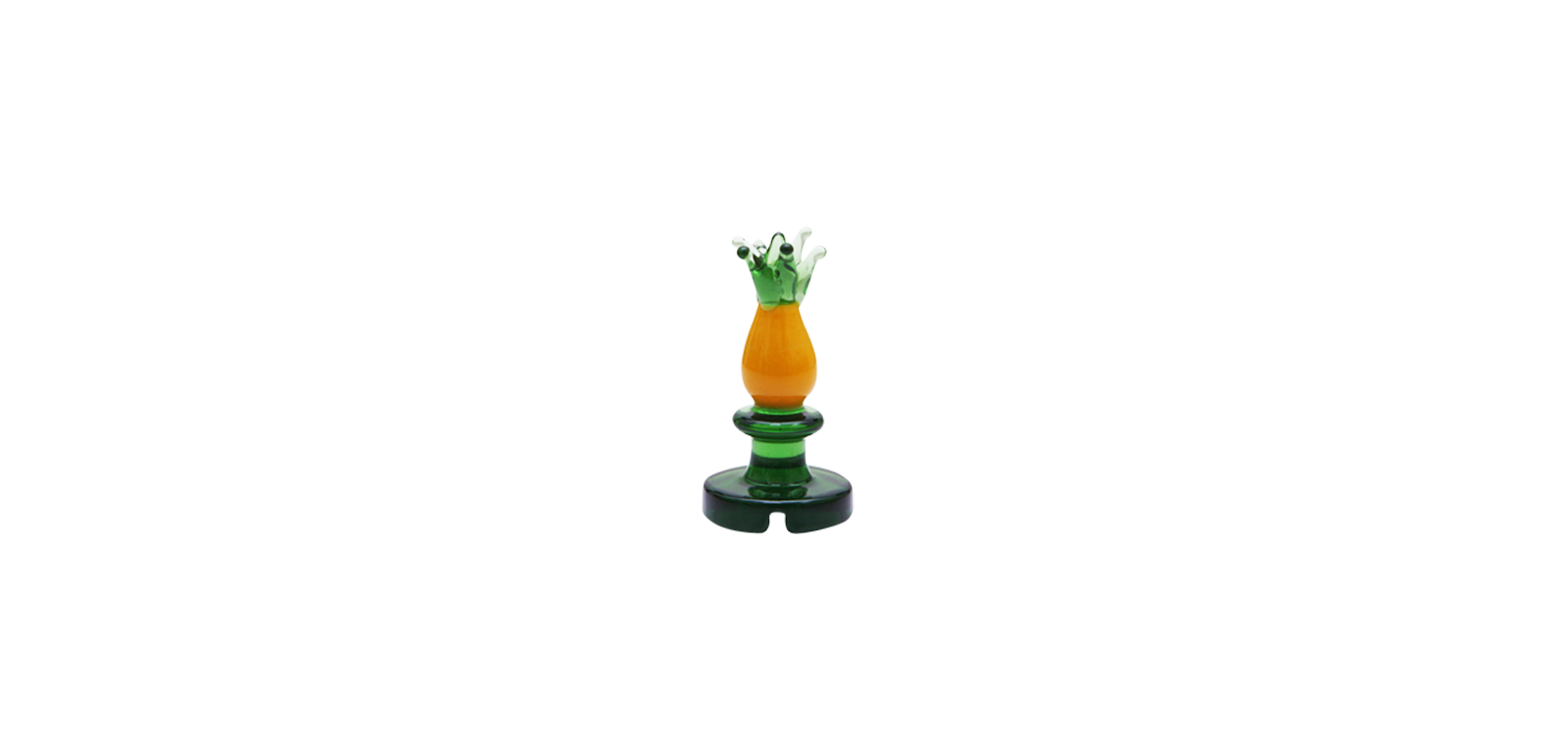 HEMPER Pineapple Glass Carb Cap