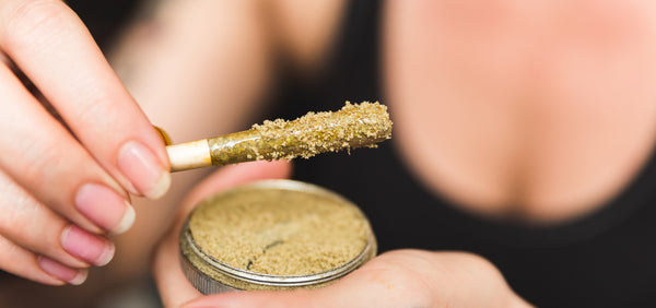 what to do with kief