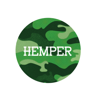 HEMPER Shock Absorbent Glass Pad