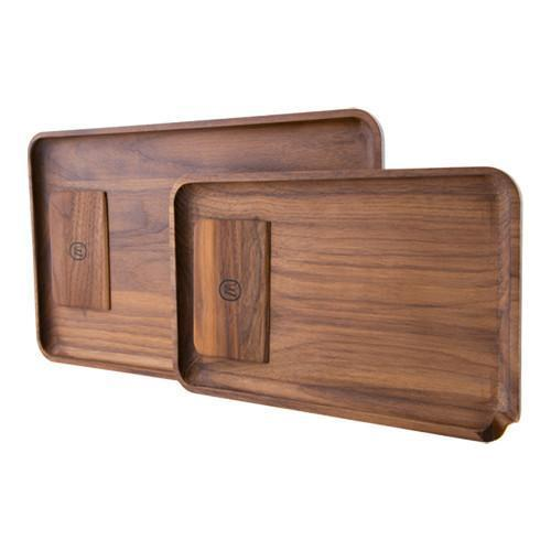 Marley Natural Wood Rolling Tray