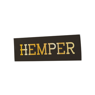 Limited Edition HEMPER Slaps