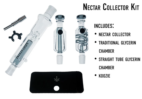 Freeze Pipe Nectar Collector