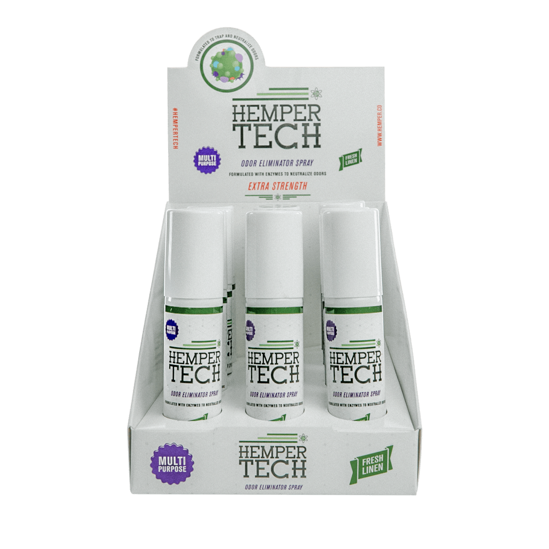 HEMPER Tech Odor Eliminator Spray