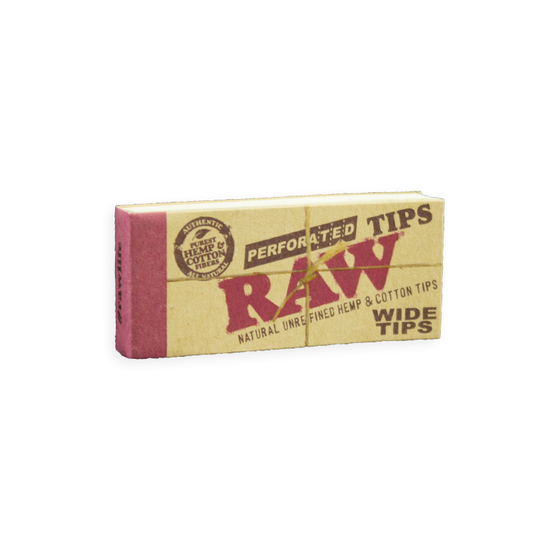 Raw Perforated Filter Tips