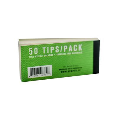 Hemper Perforated Filter Tips (50ct)