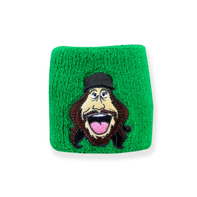 Hemper x Adam Ill Sweatband w/ Stash Pocket