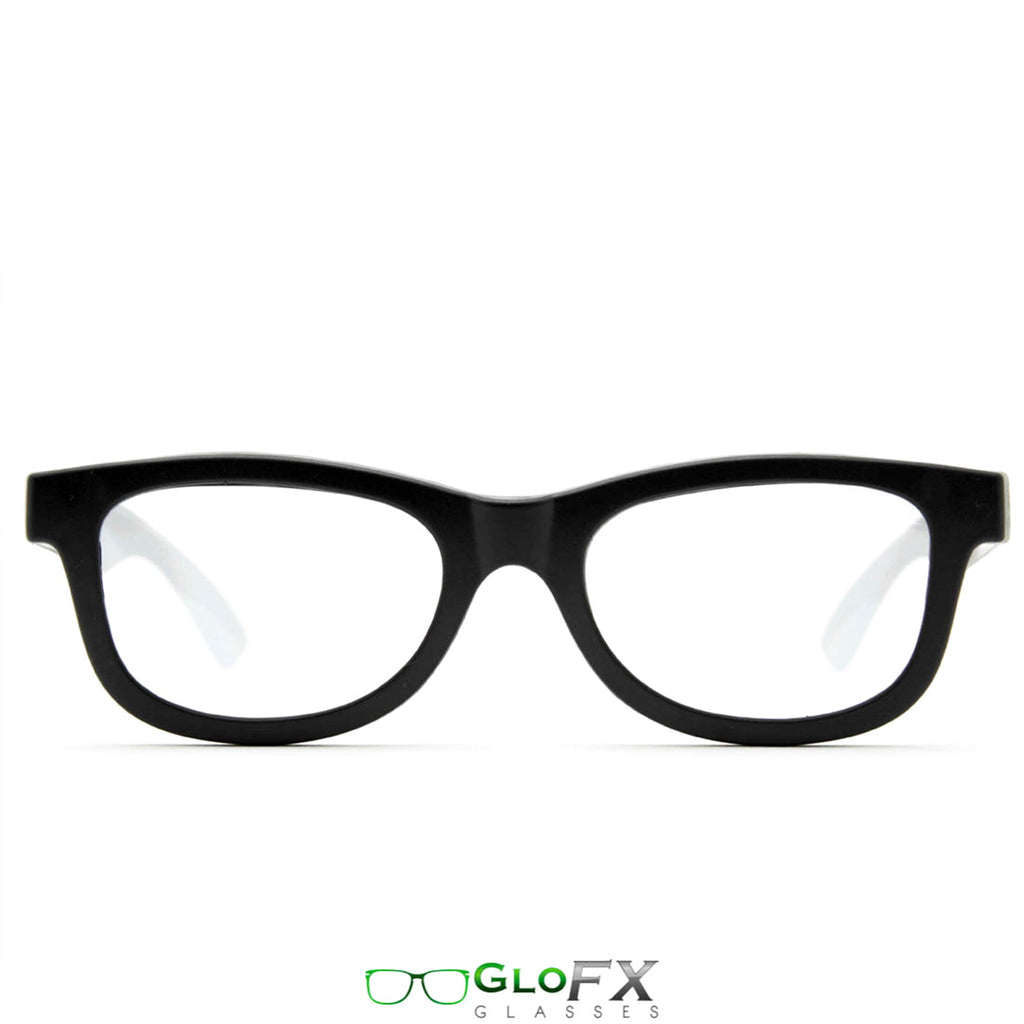 GloFX Standard Diffraction Glasses - Black