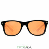 Ultimate Diffraction Glasses - Black - Auburn Enhanced