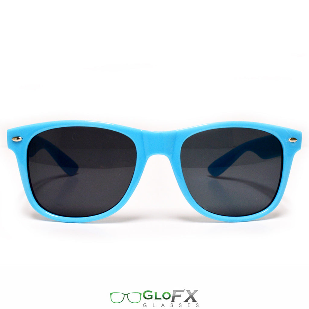 GloFX Regular Sunglasses ; Blue