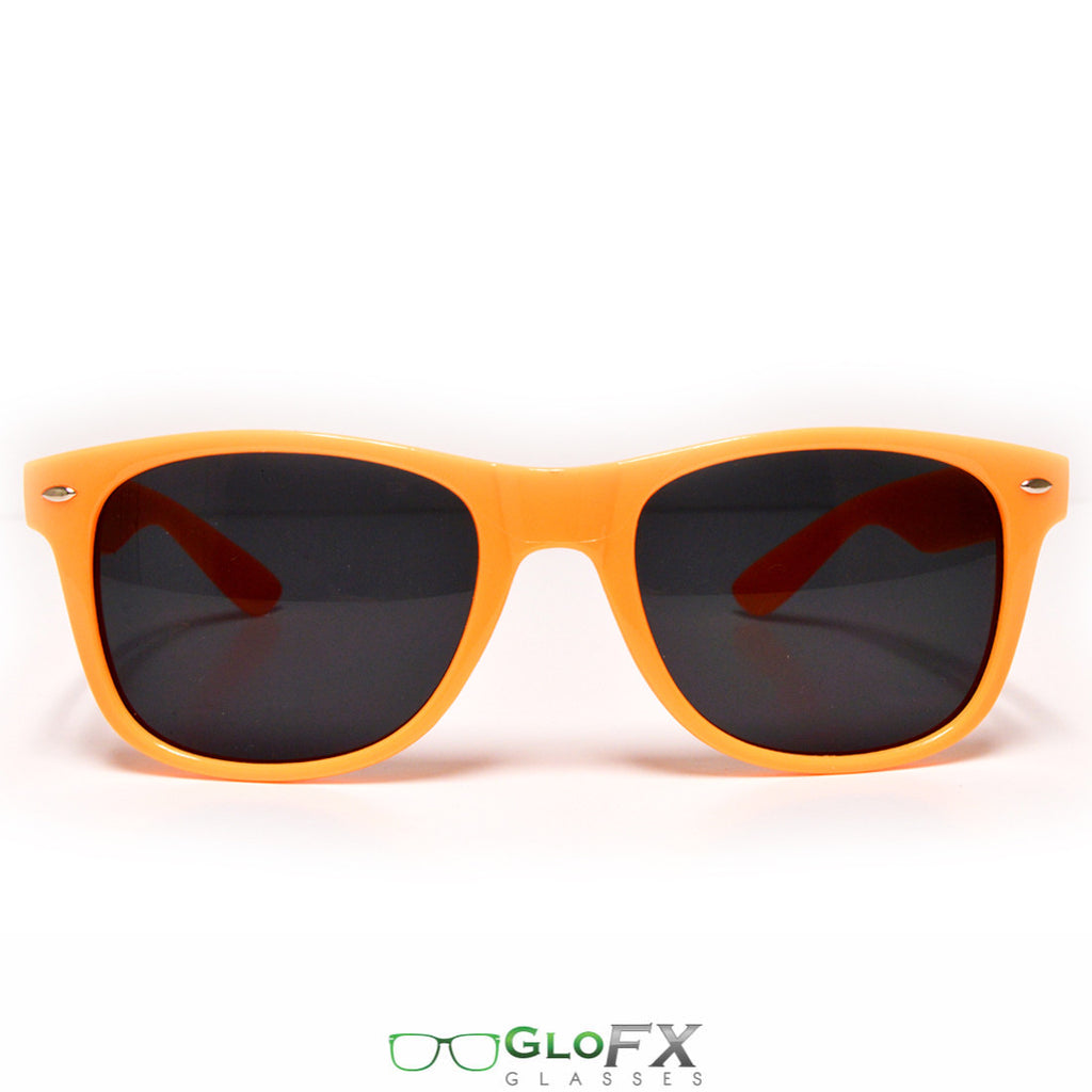 GloFX Regular Sunglasses - Orange