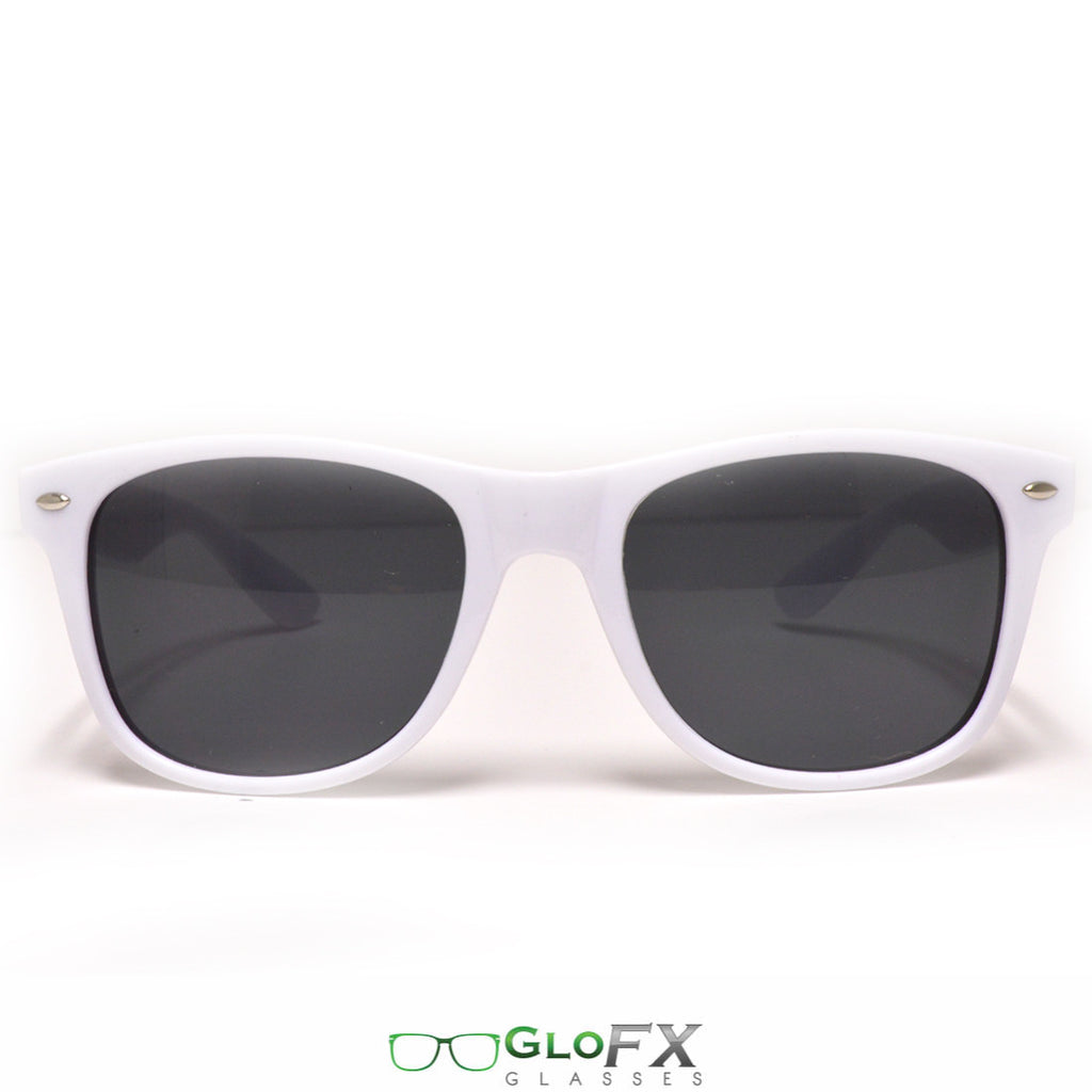 GloFX Regular Sunglasses - White