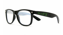 GloFX Ultimate Diffraction Glasses - Black