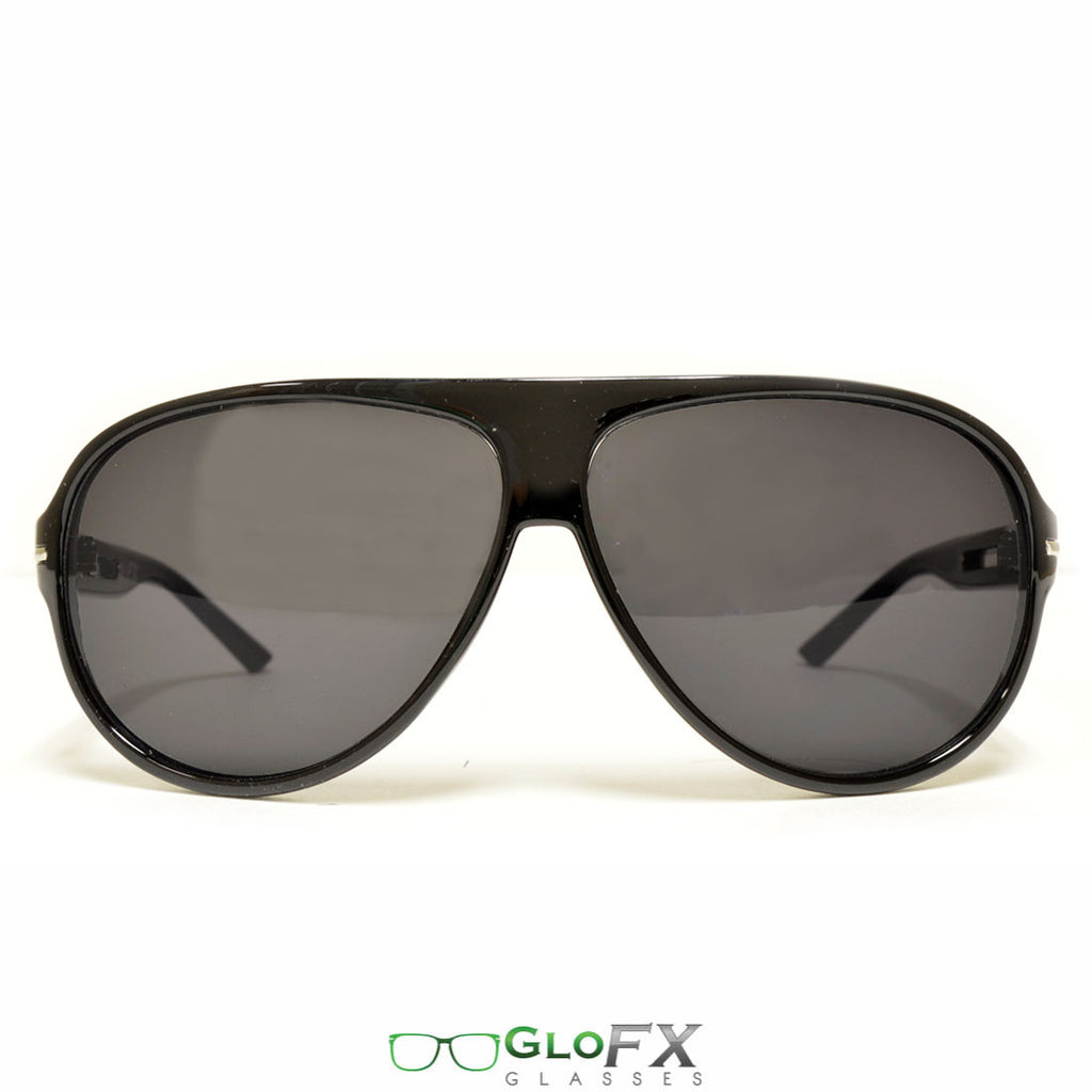 GloFX Aviator Sunglasses - no diffraction