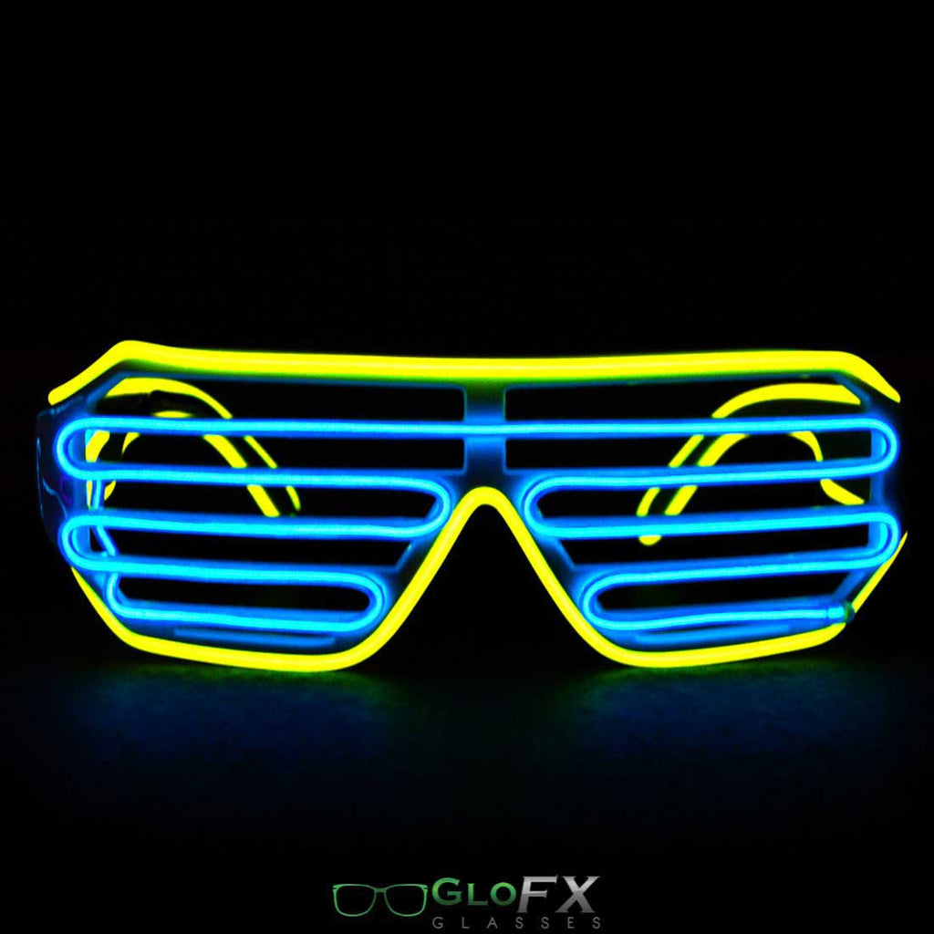 GloFX Luminescence Shutter Frames - Dual Colour