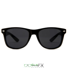 GloFX Regular Sunglasses - Black