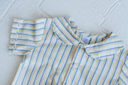 Cooper Top in Blue/Yellow Stripe