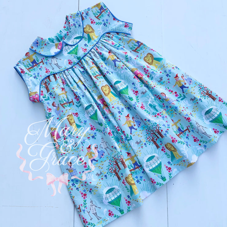Wizard of Oz Lucy Dress (PRE-ORDER: SHIPS JANUARY)