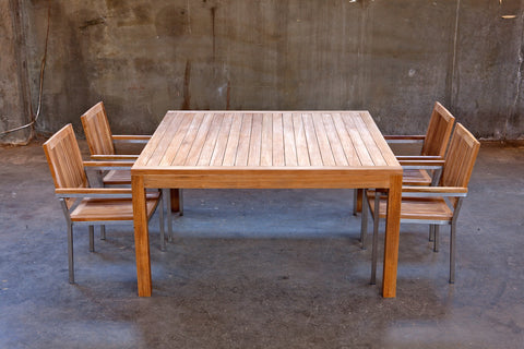 Lina Dining Table (square)