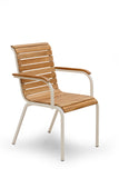 Ivana Stacking Arm Chair