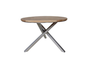 Manhatten Round Dining Table
