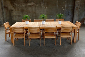 Lina Dining Table (rectangular)