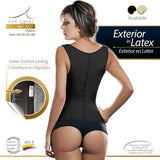 Vest REducer Latex Body Shaper Faja Control