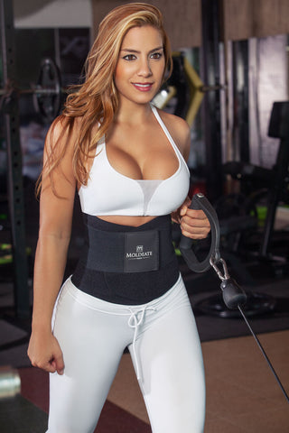 Waist Cinchers Black Faja Gym Faja