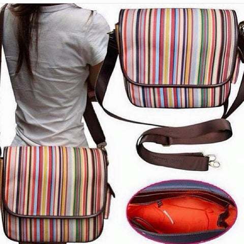Hot Casual  Stripe For HER or HIM Bag