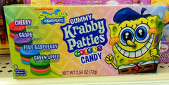 Krabby Patty Colors (12-2.54 oz)