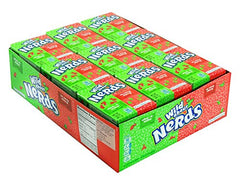 Nerds Wild Cherry-Watermelon 1.65oz (10x36ct) 37lbs