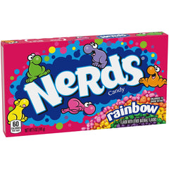 Nerds Rainbow Video 5 oz Box (12ct) 3.75 lbs