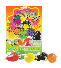 JU-C Jelly Fruity Snacks - 3 pack