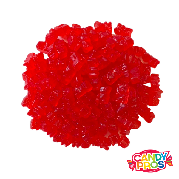 Candy Pros Cherry Gummy Bears