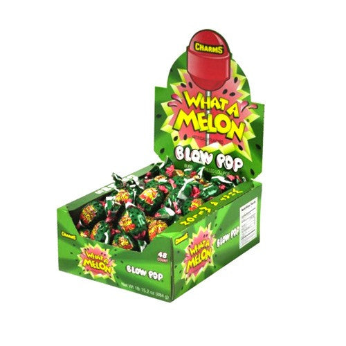 Charms Blow Pop What-A-Melon (48 ct)