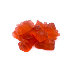 Candy Pros Cranberry Gummy Bears