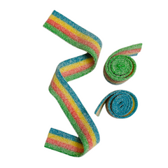 Sour Rainbow Belts