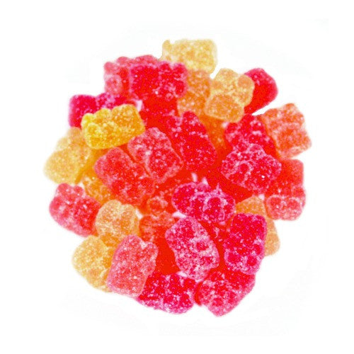 Surf Sweets Organic Fruity Bears (10 lb)