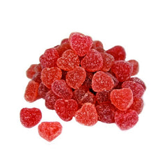 Surf Sweets Organic Fruity Hearts (10 lb)
