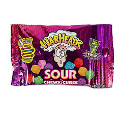 WarHeads Sour Chewy Cubes (15 ct)