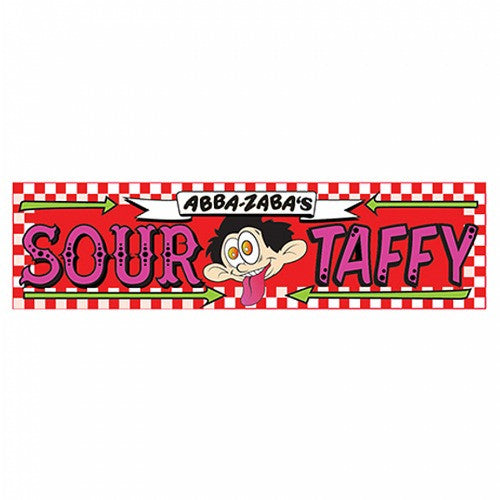 Abba-Zaba Sour Strawberry (24 ct)