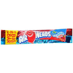 AirHeads Big Bar Blue Raspberry & Cherry (24 ct)