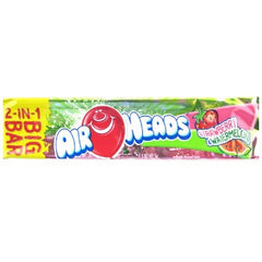 AirHeads Big Bar Strawberry & Watermelon (24 ct)