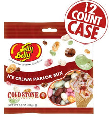 Jelly Belly Jelly Beans Bags Cold Stone (12-3.1 oz)