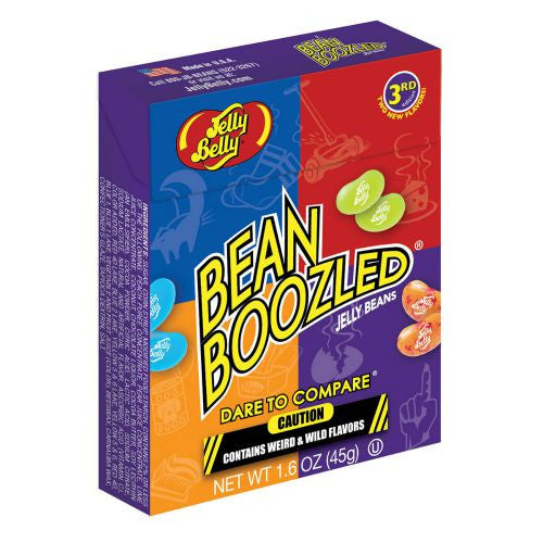 Jelly Belly BeanBoozled Jelly Beans Box (24 ct)
